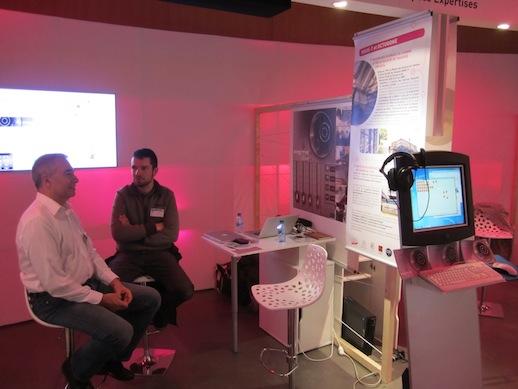 Petra plateau d etudes techniques et de recherche en for Salon de la recherche